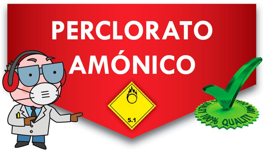 AMMONIUM PERCHLORATE ALDEBARAN